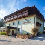 Außenansicht des Hotel Hudelist in Krumpendorf am Wörthersee