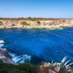 Die Bucht Cala Figuera auf Mallorca