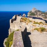 Aussichtspunkt Mirador Es Colomer beim Cap de Formentor