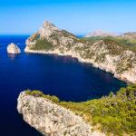 Ausblick auf das Cap de Formentor