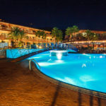 Poolanlage im Mon Port Hotel & Spa in Port d'Andratx auf Mallorca