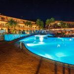 Poolanlage im Mon Port Hotel & Spa in Port d'Andratx auf Mallorca