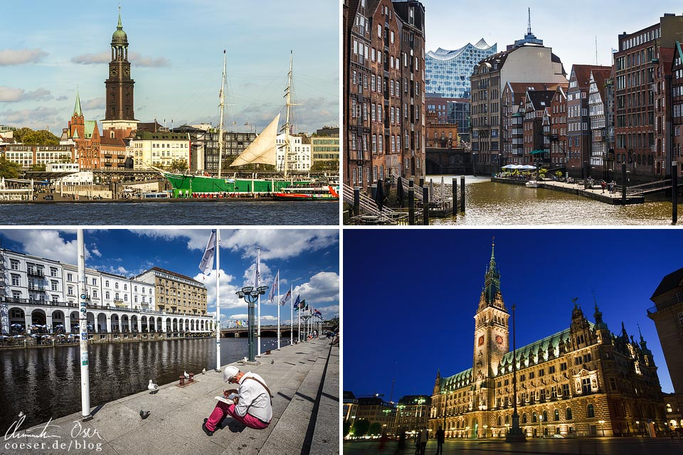 Sehenswürdigkeiten in Hamburg