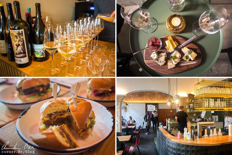 Eindrücke von den Taste Tours in Hamburg