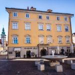 Das Haus zur Goldenen Gans in Klagenfurt