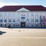 Das Neue Rathaus von Klagenfurt