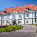 Außenansicht des Klagenfurter Stadthauses