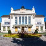Außenansicht des Klagenfurter Stadttheaters