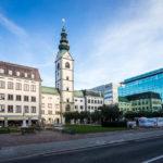 Außenansicht des Klagenfurter Doms