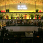 Die Bar im Hafenstadt Urban Area Café