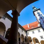 Arkadengang im Klagenfurter Landhaus