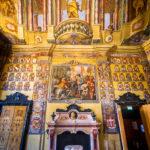 Großer Wappensaal und Fürstenstein im Klagenfurter Landhaus