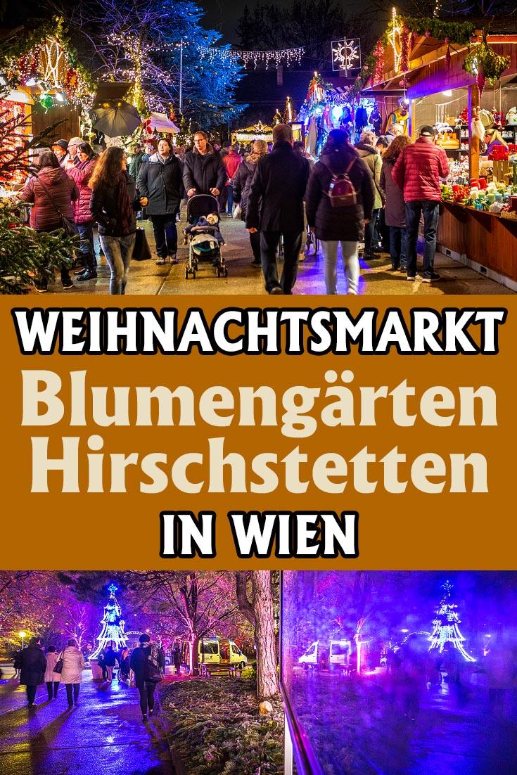 Weihnachtsmarkt in den Blumengärten Hirschstetten in Wien: Erfahrungsbericht mit vielen Fotos und allgemeinen Tipps zur Anfahrt.