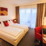 Doppelzimmer im Hotel Christkindlwirt in Christkindl/Steyr