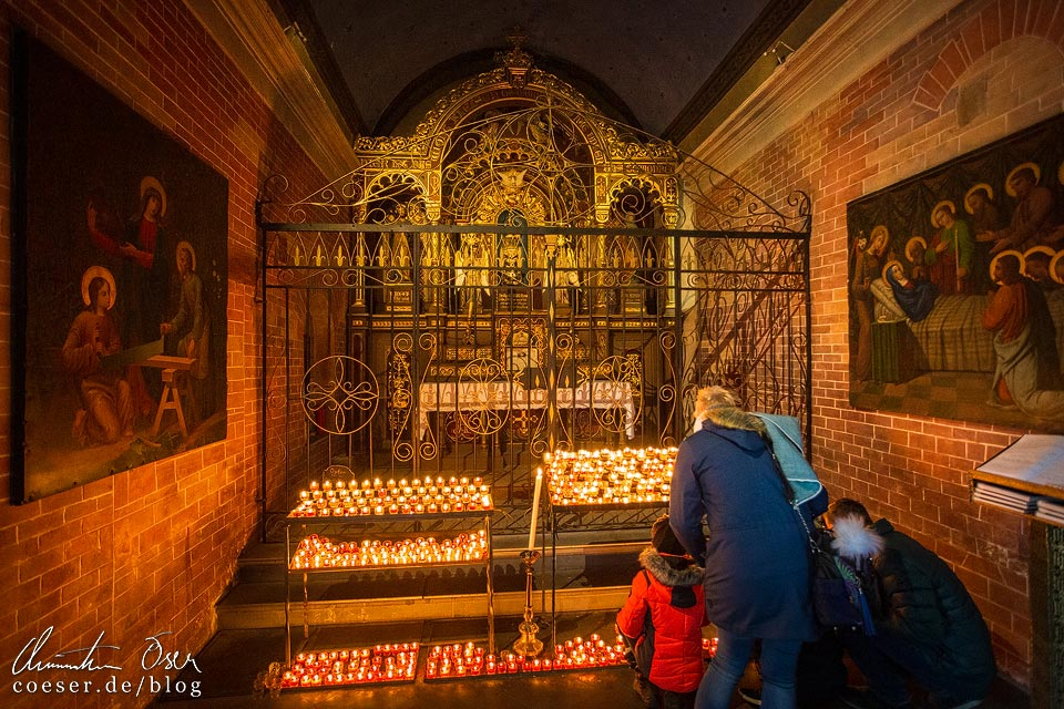 Loretokapelle an der Wallfahrtskirche in Christkindl, Steyr