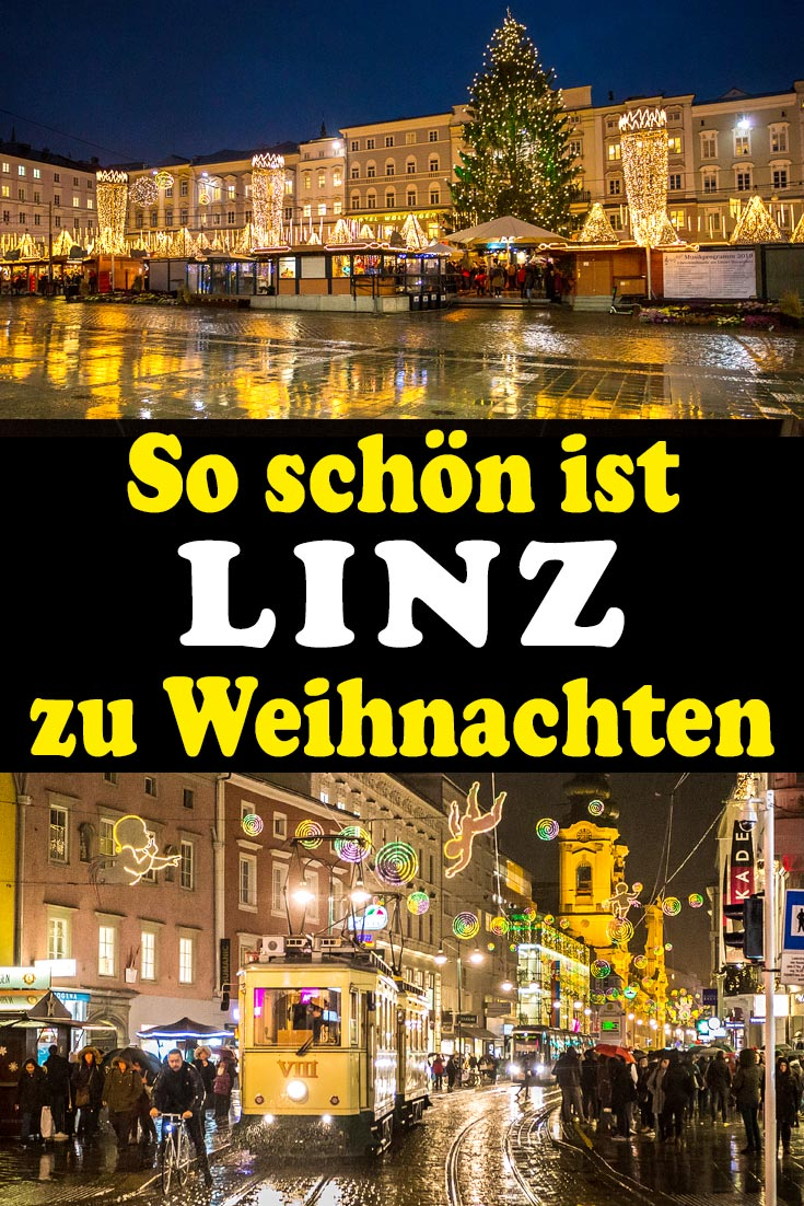 Weihnachtsmärkte in Linz: Erfahrungsbericht zu den Adventmärkten im Volksgarten, auf dem Hauptplatz, auf dem Pfarrplatz und zum Wärmepol.
