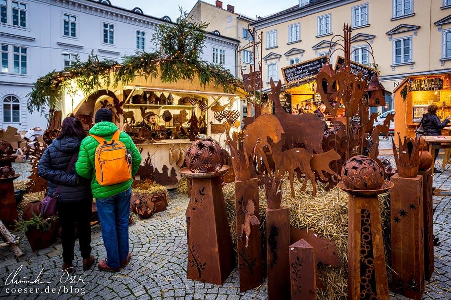 Wintermarkt am Pfarrplatz