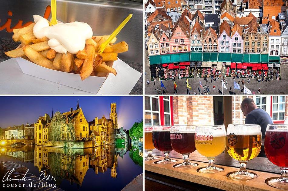 Reisetipps, Reiseinspiration und Fotospots aus Brügge, Belgien