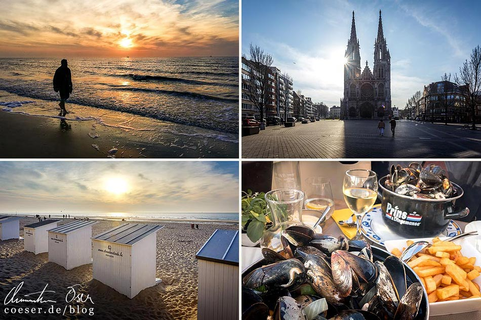 Reisetipps, Reiseinspiration und Fotospots aus Ostende, Belgien