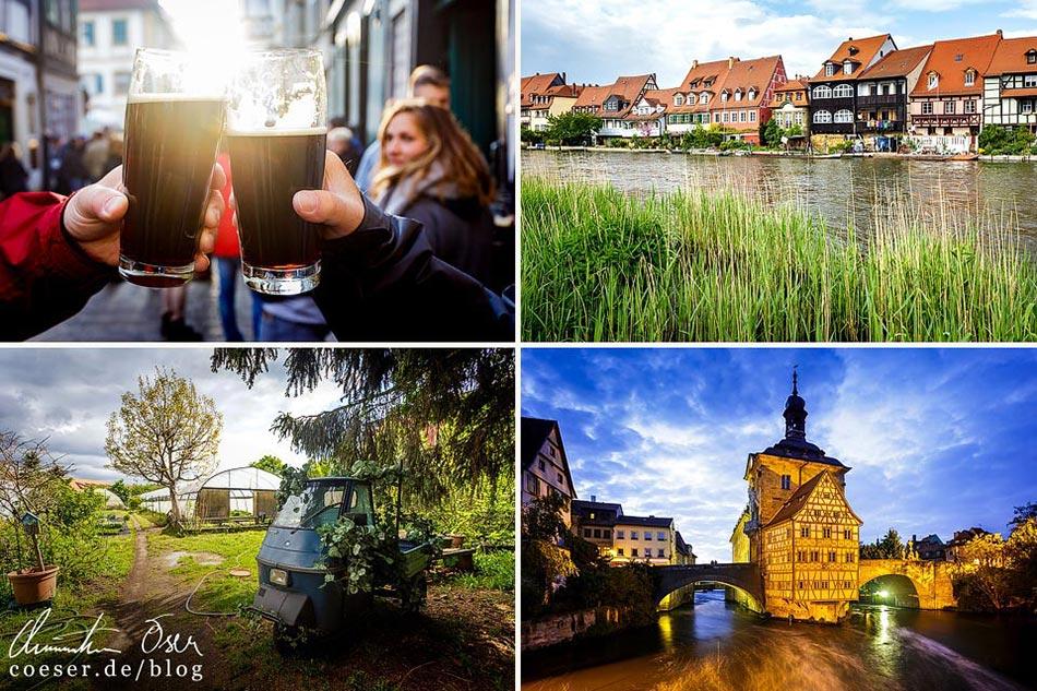 Reisetipps, Reiseinspiration und Fotospots aus Bamberg, Deutschland