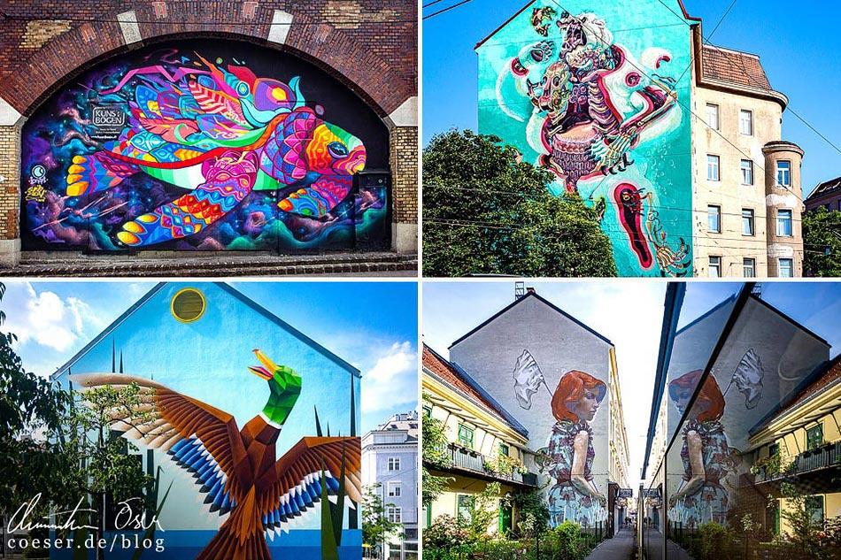 Reisetipps, Reiseinspiration und Fotospots aus Wien, Österreich