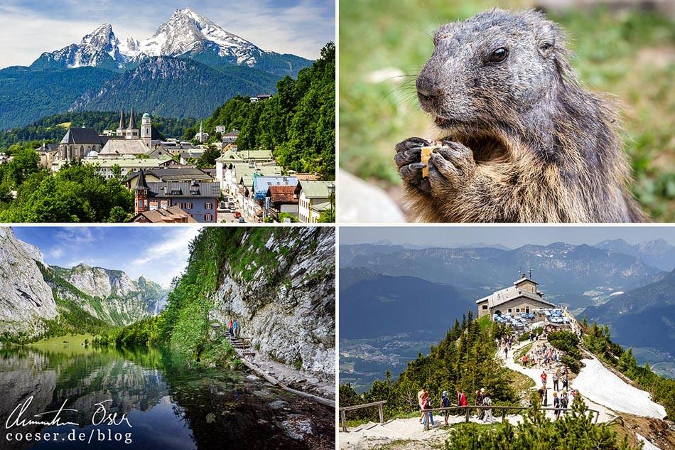 Reisetipps, Reiseinspiration und Fotospots aus Berchtesgaden, Deutschland