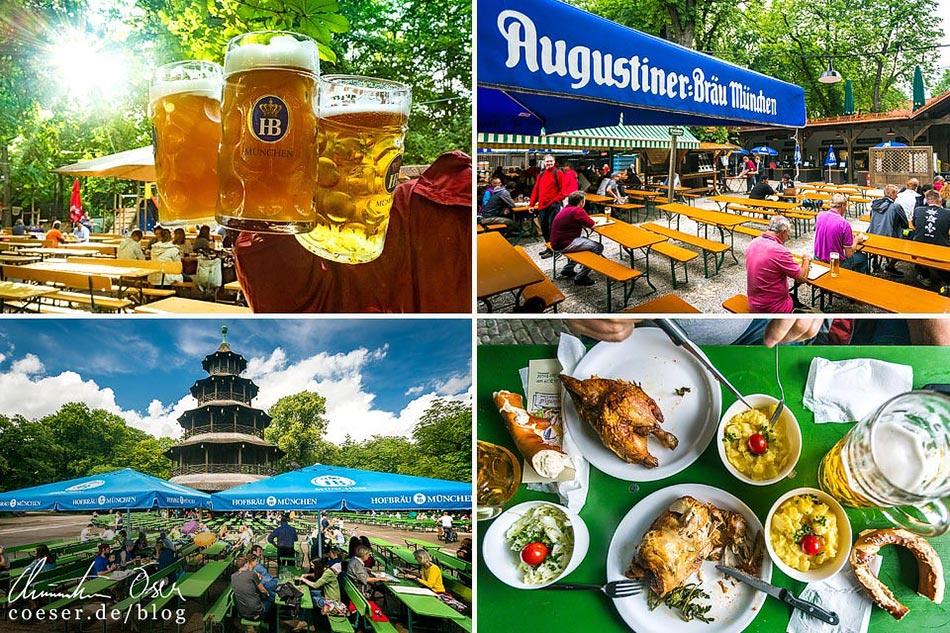 Reisetipps, Reiseinspiration und Fotospots aus München, Deutschland