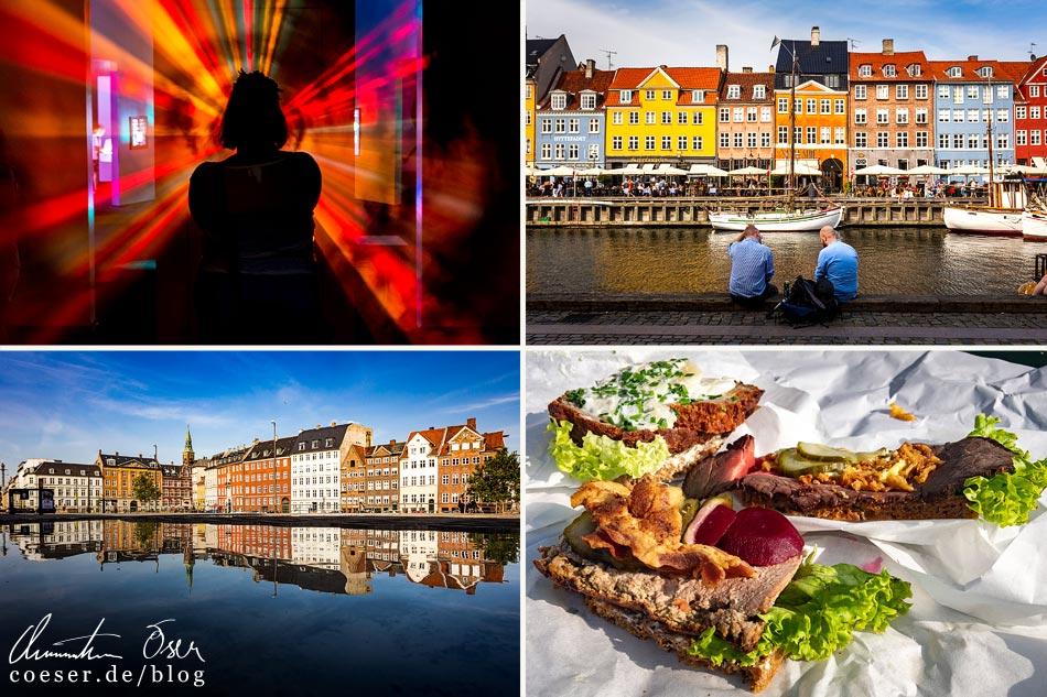 Reisetipps, Reiseinspiration und Fotospots aus Kopenhagen, Dänemark