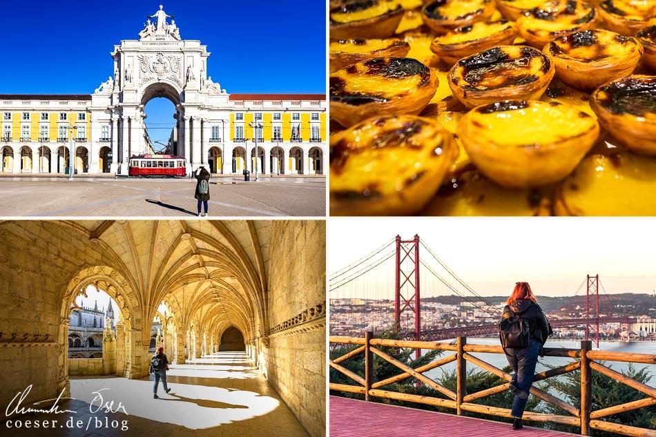 Reisetipps, Reiseinspiration und Fotospots aus Lissabon, Portugal