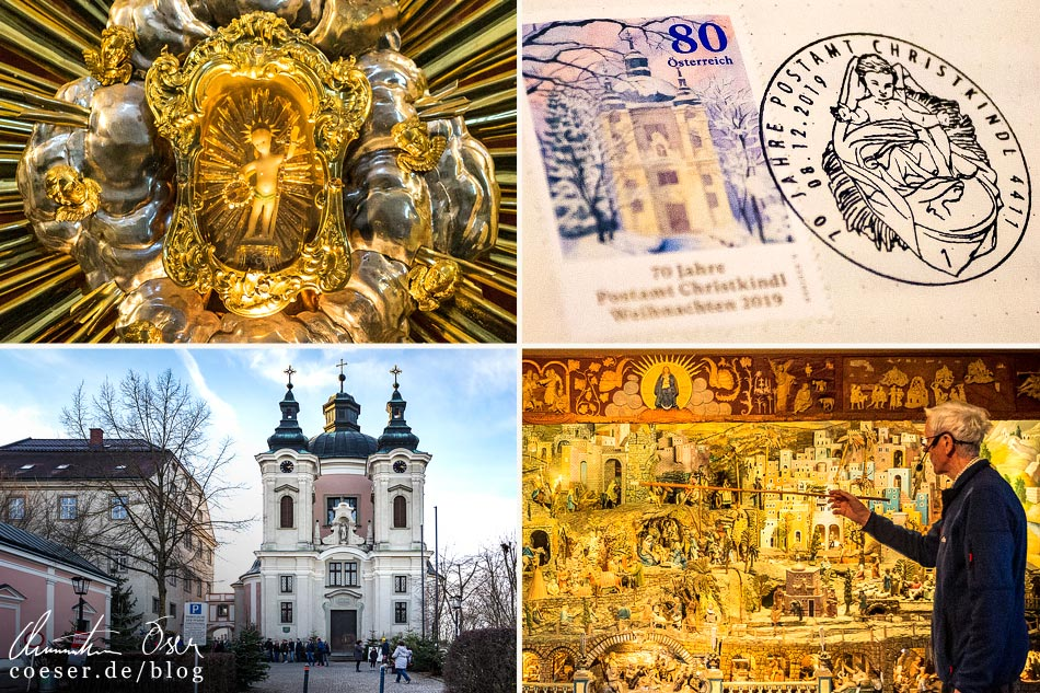 Reisetipps, Reiseinspiration und Fotospots aus Christkindl, Österreich