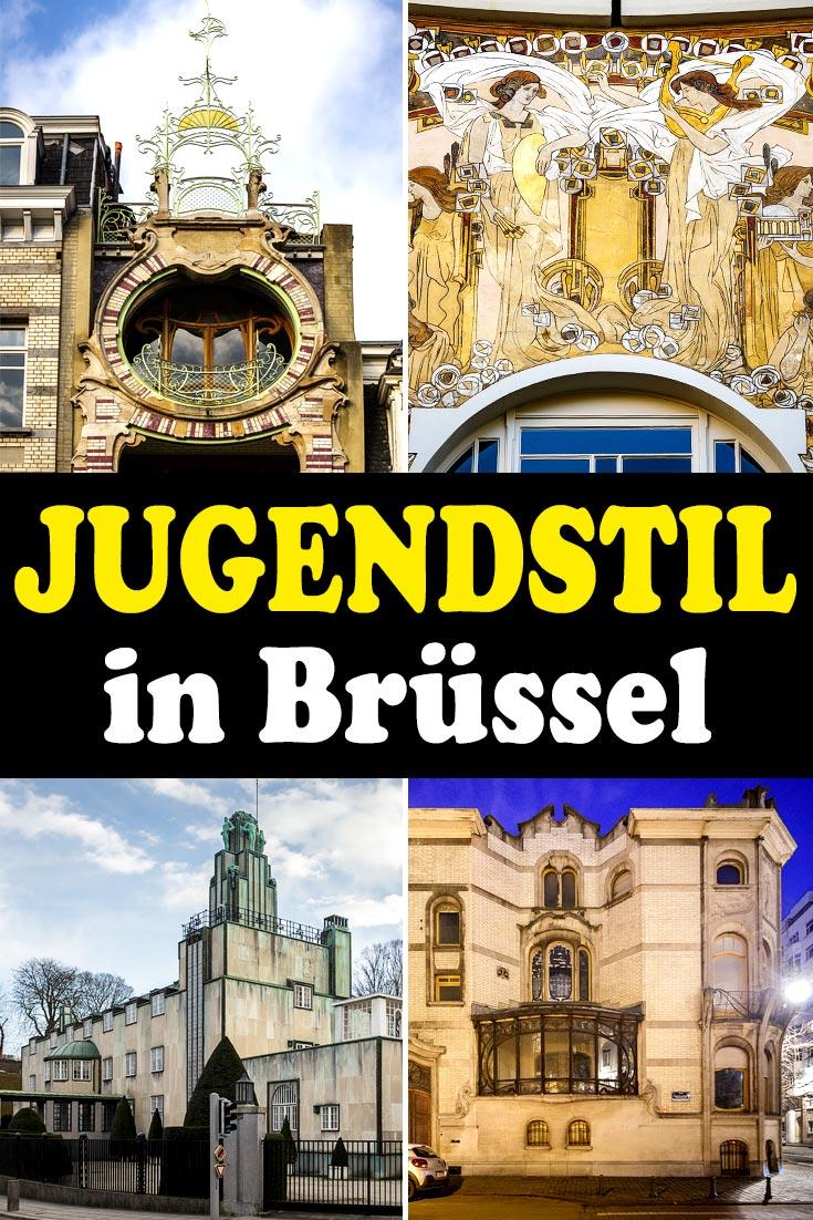 Jugendstil in Brüssel: Erfahrungsbericht zu den 8 schönsten Jugendstilgebäuden in der belgischen Hauptstadt mit vielen Fotos und allgemeinen Informationen.