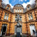 Planetarium im Greenwich Royal Observatory in London