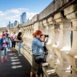 Aussichtsterrasse in der St Paul's Cathedral