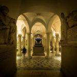 Die Krypta in der St Paul's Cathedral