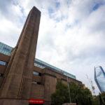 Außenansicht der Tate Gallery of Modern Art (Tate Modern)