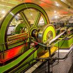 Historischer Maschinenraum der Tower Bridge