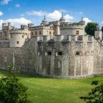 Außenansicht des Tower of London
