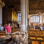 Innenansicht der St Peter Ad Vincula Royal Chapel im Tower of London