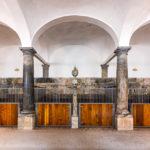 Die Hofstallungen im Schloss Christiansborg