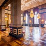 Der Alexandersaal im Schloss Christiansborg