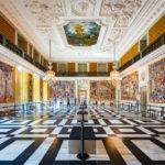 Der Große Saal im Schloss Christiansborg