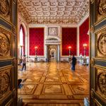 Königliche Empfangsräume im Schloss Christiansborg