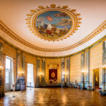 Der Thronsaal im Schloss Christiansborg
