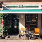 Außenansicht von Domhusets Smørrebrød in Kopenhagen