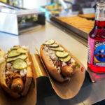 Dänische Hot Dogs bei DØP – Den Økologiske Pølsemand