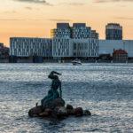 Die genmanipulierte Kleine Meerjungfrau in Kopenhagen