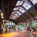 Innenansicht des Hauptbahnhofs Kopenhagen