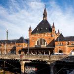Der Hauptbahnhof Kopenhagen