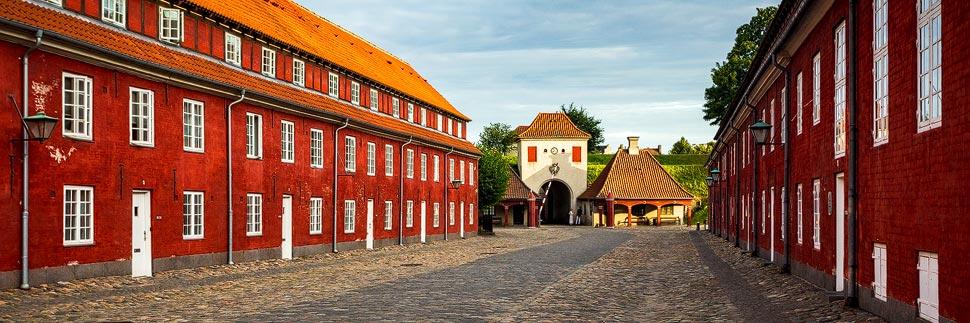 Das Kastellet von Kopenhagen
