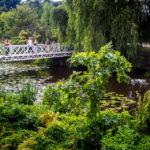 Der Botanische Garten in Kopenhagen